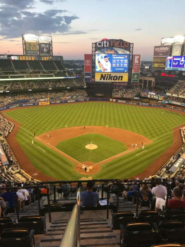 Citi Field, section: 515, row: 13, seat: 1