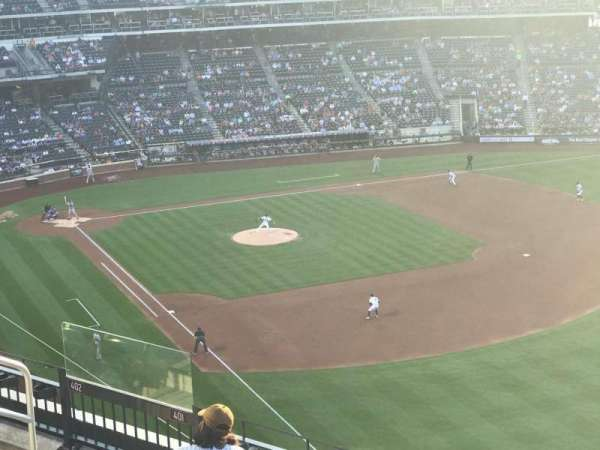 Citi Field, section: 401