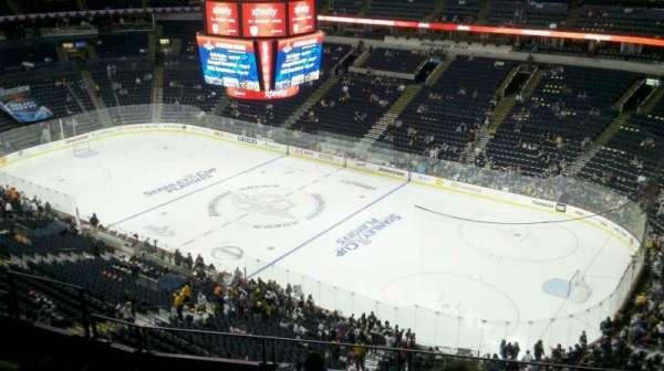 Bridgestone Arena, section: 329, row: G, seat: 6