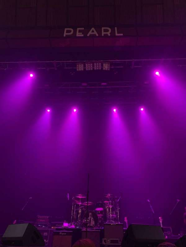 Pearl Theater, section: 103, row: C, seat: 8
