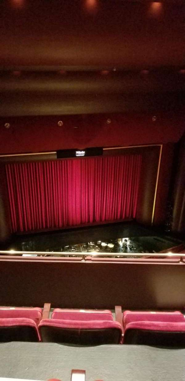Brown Theater at the Wortham Center, section: K, row: H, seat: 4