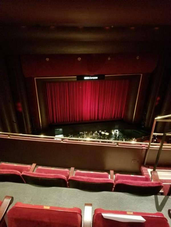 Brown Theater at the Wortham Center , section: K, row: H, seat: 3