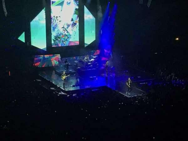 3Arena, section: BLOCK K, row: 46, seat: 89