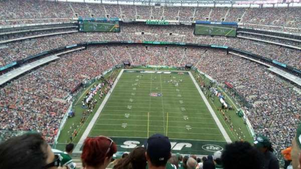 MetLife Stadium, section: 326, row: 16, seat: 13