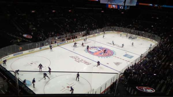 Barclays Center, section: 229, row: 2, seat: 14