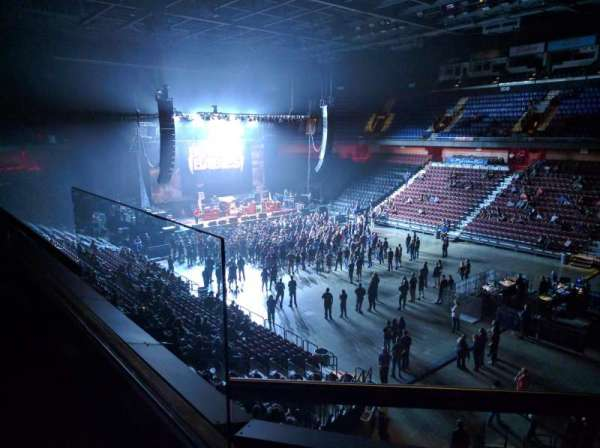 Mohegan Sun Arena, section: 115, row: B, seat: 11