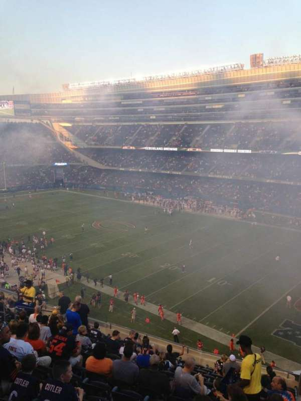 Soldier Field, section: 333, row: 15, seat: 15
