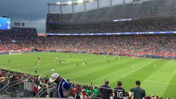 Empower Field at Mile High Stadium, section: 119, row: 29, seat: 8