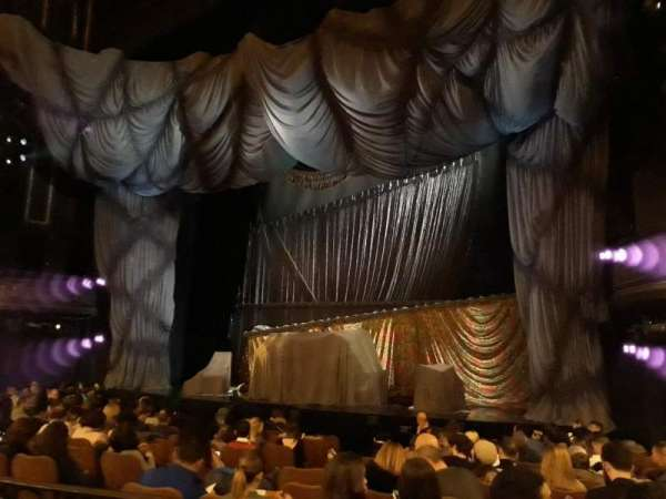 Majestic Theatre, section: Orchestra, row: K, seat: 14