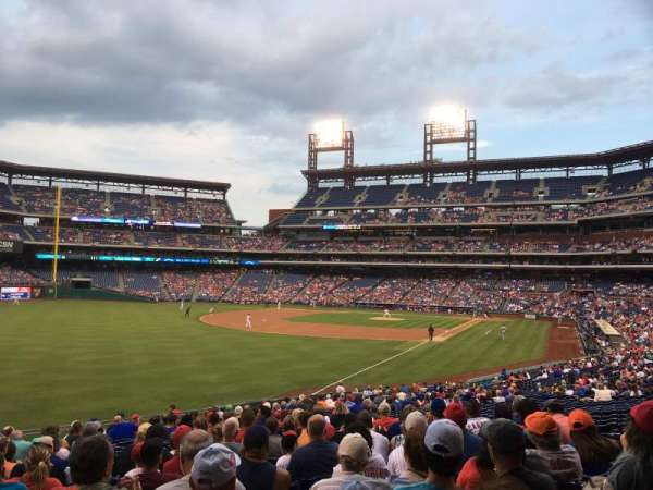Citizens Bank Park, section: 139, row: 34, seat: 11