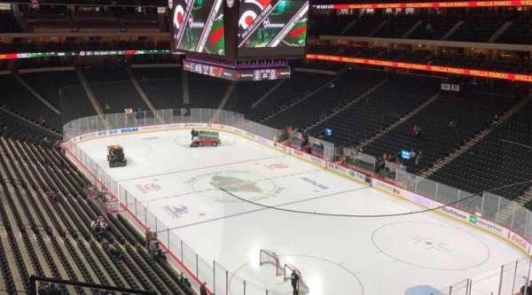 Xcel Energy Center, section: C39, row: 5, seat: 11