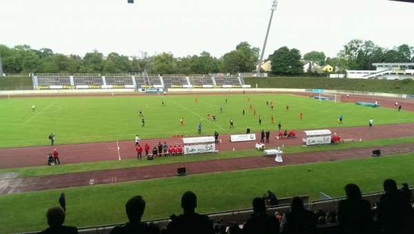 Sportpark Nord, section: F