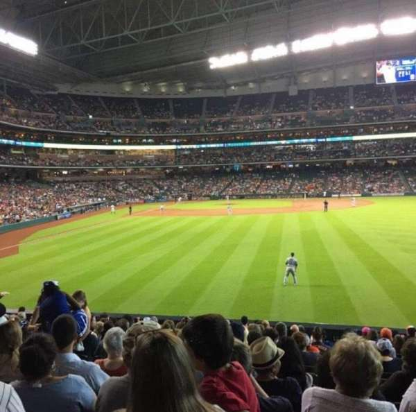 Minute Maid Park, section: 153, row: 15, seat: 20