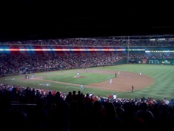 Globe Life Park in Arlington, section: 136, row: 39, seat: 18
