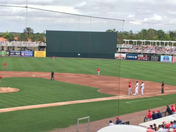 Hammond Stadium at CenturyLink Sports Complex, section: 207, row: 7, seat: 7