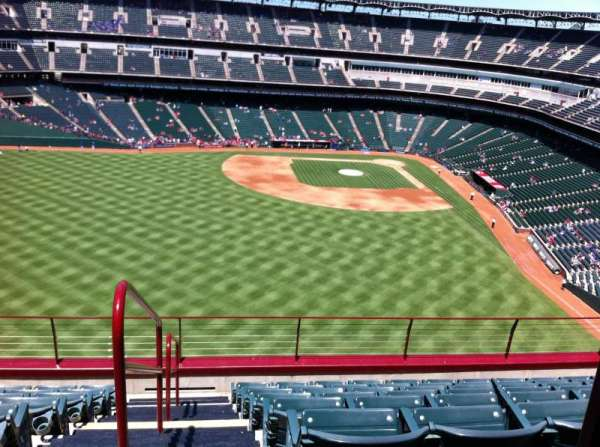 Globe Life Park in Arlington, section: 302, row: 7, seat: 1