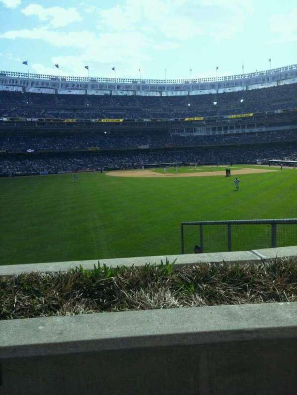 Yankee Stadium, section: 237, row: 1, seat: 7