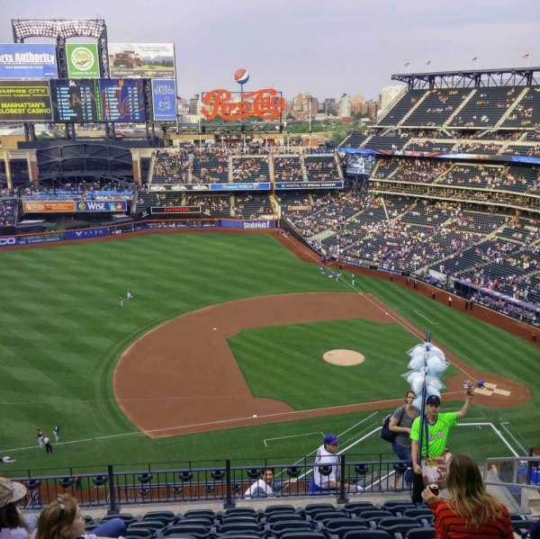 Citi Field, section: 522, row: 8, seat: 6