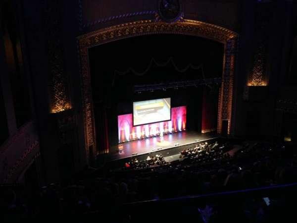Stifel Theatre, section: Mezzanine Left, row: M, seat: 6