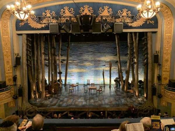 Gerald Schoenfeld Theatre, section: Mezzanine Center, row: D, seat: 108