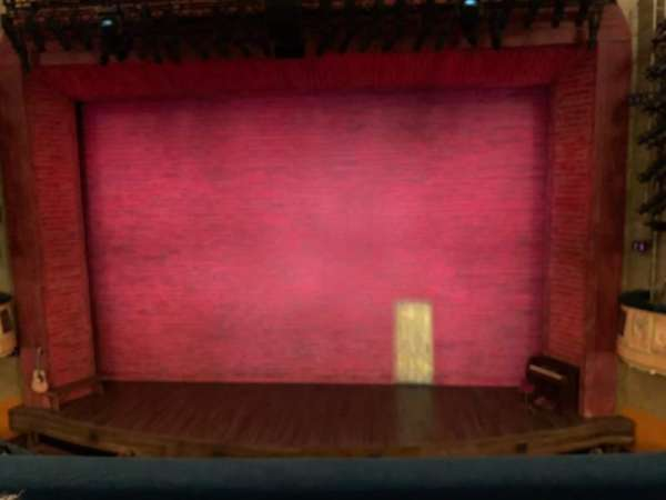 Shubert Theatre, section: Mezzanine C, row: C, seat: 104