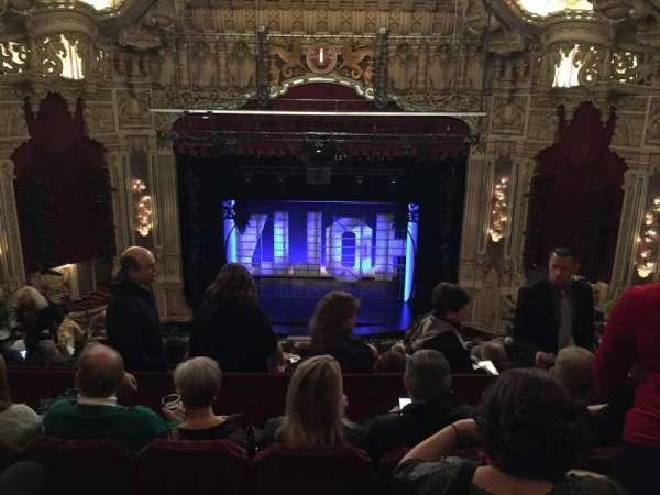 James M. Nederlander Theatre, section: Balcony C, row: P, seat: 305