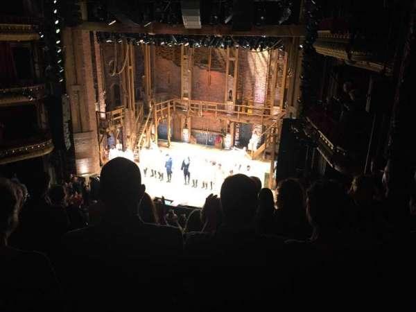 CIBC Theatre, section: Mezzanine R, row: F, seat: 2-8