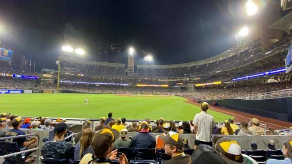 PETCO Park, section: 126, row: 5, seat: 16