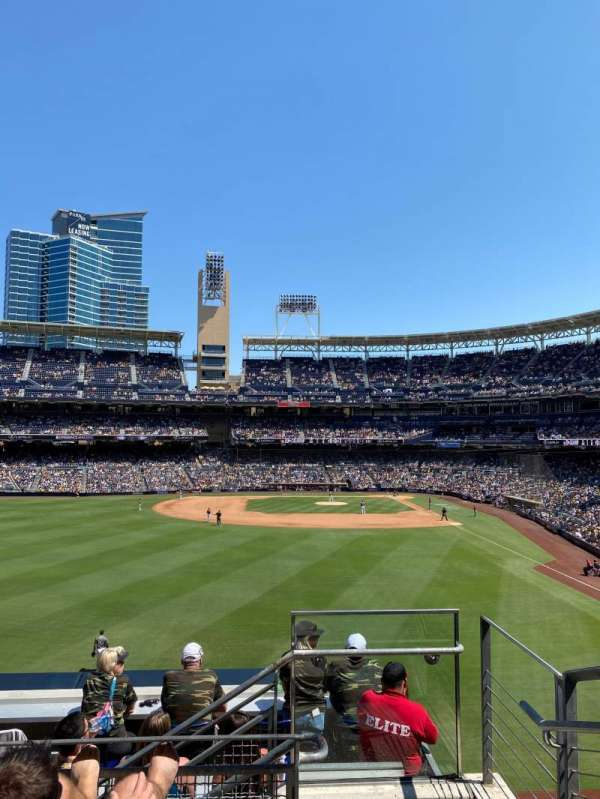 PETCO Park, section: 226, row: 7, seat: 1