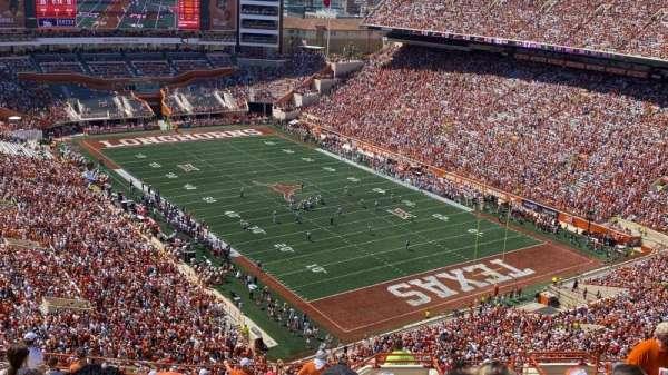 Texas Memorial Stadium, section: 120, row: 21, seat: 8