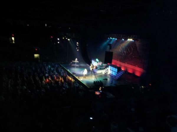 Grossinger Motors Arena, section: 112, row: U, seat: 19