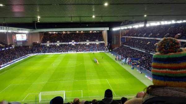 Ibrox Stadium, section: BR3, row: AA, seat: 63