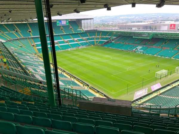 Celtic Park, section: 444, row: cc, seat: 29