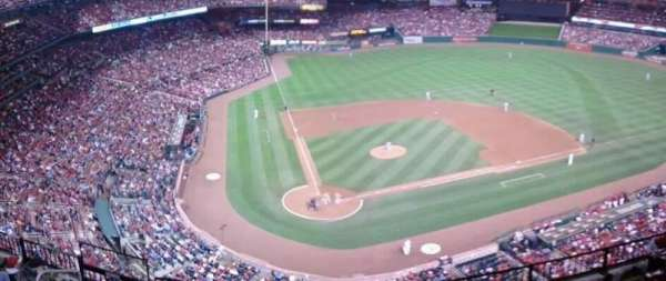 Busch Stadium, section: 347, row: wc, seat: 5