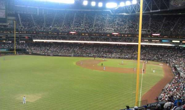 Chase Field, section: 224W, row: 12, seat: 14