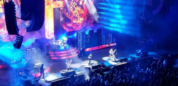 Hollywood Casino Amphitheatre (Tinley Park), section: Suite 222, seat: 4
