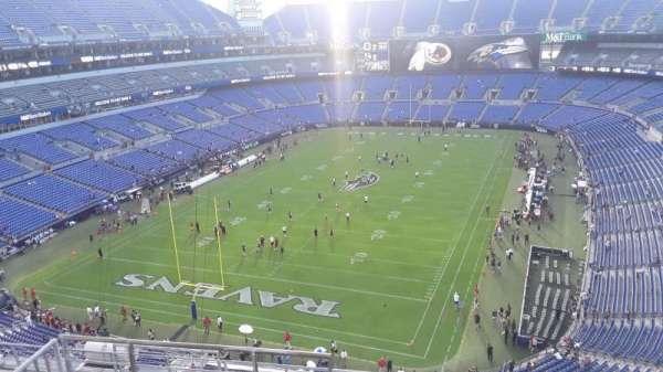 M&T Bank Stadium, section: 510, row: 8, seat: 8