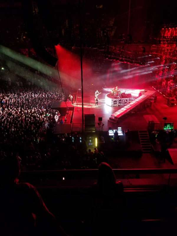 Mohegan Sun Arena, section: 105, row: C, seat: 6