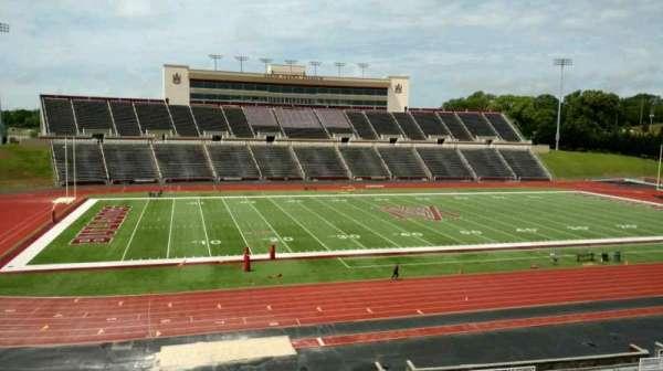 Louis Crews Stadium, section: 26, row: 30, seat: 6