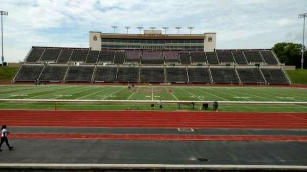 Louis Crews Stadium, section: 22, row: 5, seat: 15