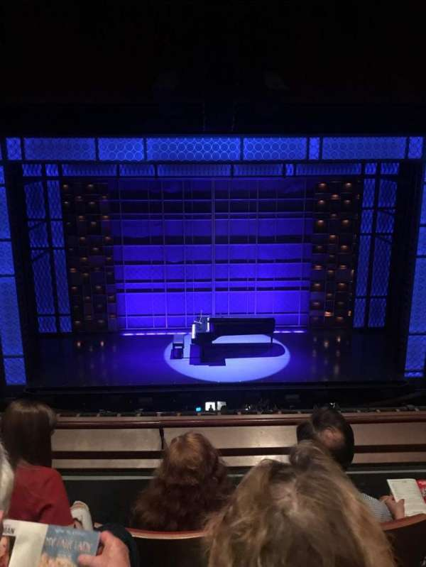 Stephen Sondheim Theatre, section: Mezz, row: CC, seat: 111