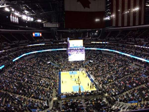 Pepsi Center, section: 324, row: 12, seat: 1