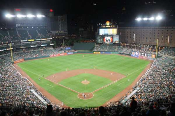 Oriole Park at Camden Yards, section: 336, row: 25
