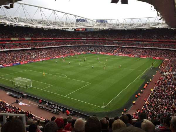 Emirates Stadium, section: 97, row: 9, seat: 193