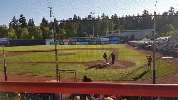 Scotiabank Field, section: 7, row: 1, seat: 6