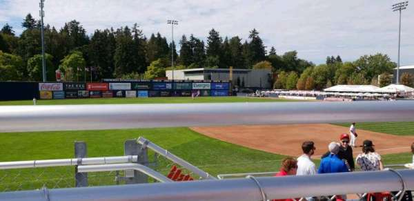 Nat Bailey Stadium, section: 11, row: 3, seat: 15