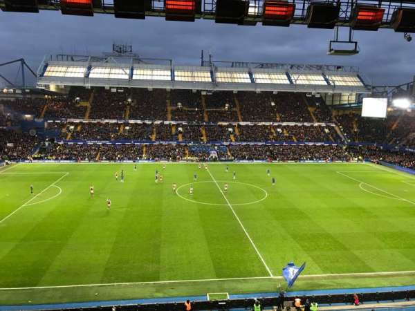 Stamford Bridge, section: West Stand Upper 5, row: 2, seat: 134