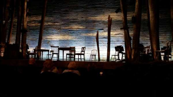 Gerald Schoenfeld Theatre, section: Orchestra C, row: E, seat: 113