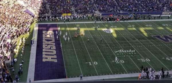 Husky Stadium, section: 310, row: 11, seat: 1