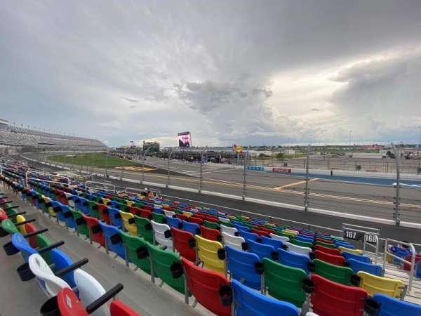 Daytona International Speedway, section: 167, row: 13, seat: 1